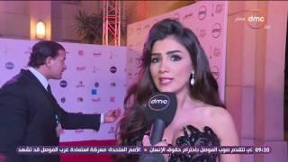 بالفيديو.. مي عمر عن تامر حسني: مؤدب جدًا