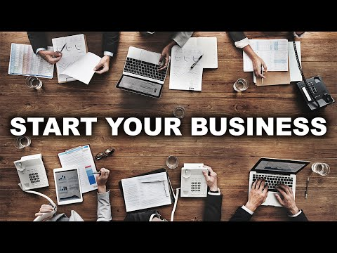 HOW TO START A BUSINESS FOR BEGINNERS!!! - How to start your own Business+ Restaurant Tour
