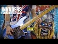 INVADERS Iron Maiden Bass Cover mp3