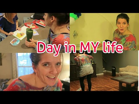 Typical Day in the Life of a Stay at Home Mom of 10 kids!