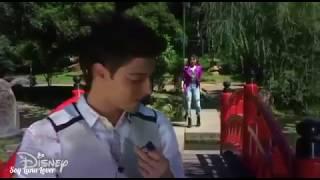 Soy Luna 3 - Luna und Matteo küssen sich (Folge 55)