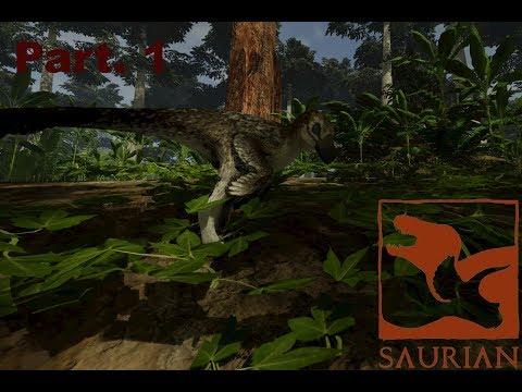Saurian Gameplay - Pip The Dakotaraptor
