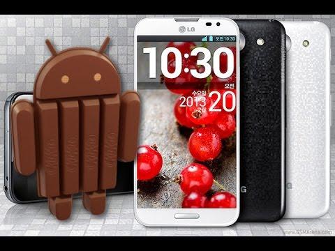 Actualiza tu Lg G Pro Lite D680 a Android 4.4.2 (En Español)