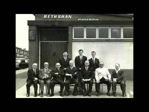 Bethshan Pentecostal Church Newcastle upon Tyne circa 1968