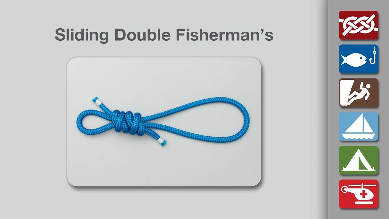 Adjustable Sliding Knot