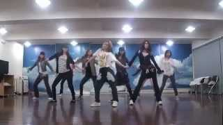 [Korea] Mr. Taxi Dance Version Practice Room Girls Generation SNSD