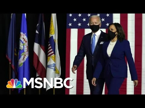 Biden, Harris Make First Joint Appearance As Trump Camp Scrambles | Morning Joe | MSNBC