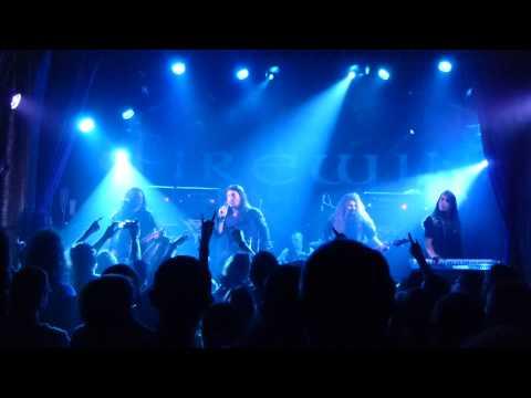 Firewind   Keyboard Solo & Angels Forgive Me Paris 25 09 2012