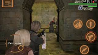 Resident evil 4 - Mission 8 : The Blind Weapon