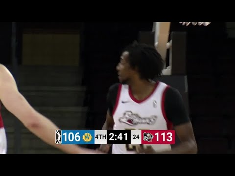 Jeremy Evans (32 points) Highlights vs. Santa Cruz Warriors