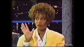 WHITNEY HOUSTON on ARETHA FRANKLIN — Diva on Diva