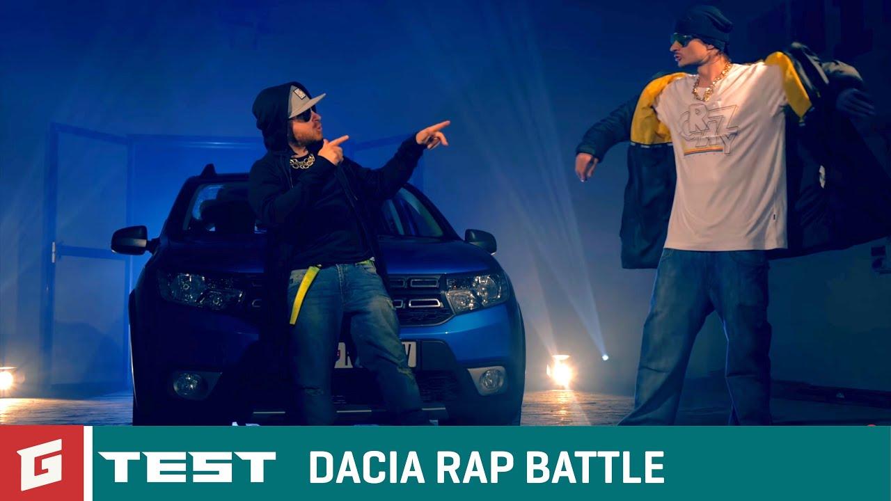 RAP - TEST GARAZ.TV (official video) - Dacia LOGAN Sulko&Rasto feat. Dida - YouTube