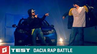 RAP - TEST GARAZ.TV (official video) - Dacia LOGAN  Sulko&Rasto feat. Dida