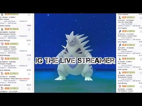 pokemon go bot coordinates