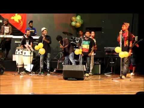 UoG Solomon islands Students (live) Naesi Bola.