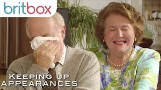 Richard Forgets Their Wedding Anniversary | Keeping Up Appearances
