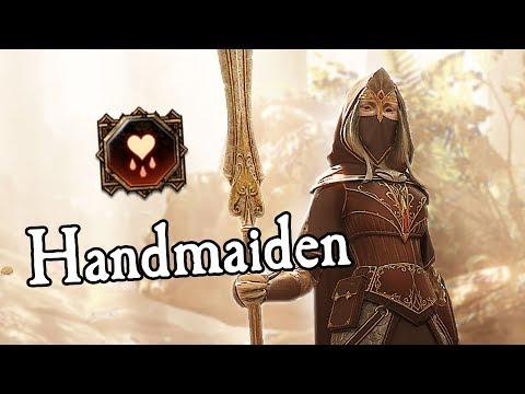 [Vermintide 2] Handmaiden is secretly amazing (Halescourge Legend)