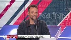 Mathieu Kassovitz: 'On a besoin d'une police intelligente, et ce n'est pas le cas aujourd'hui'