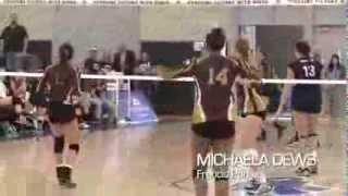 Gambar cover Girls Volleyball All-CIF '13