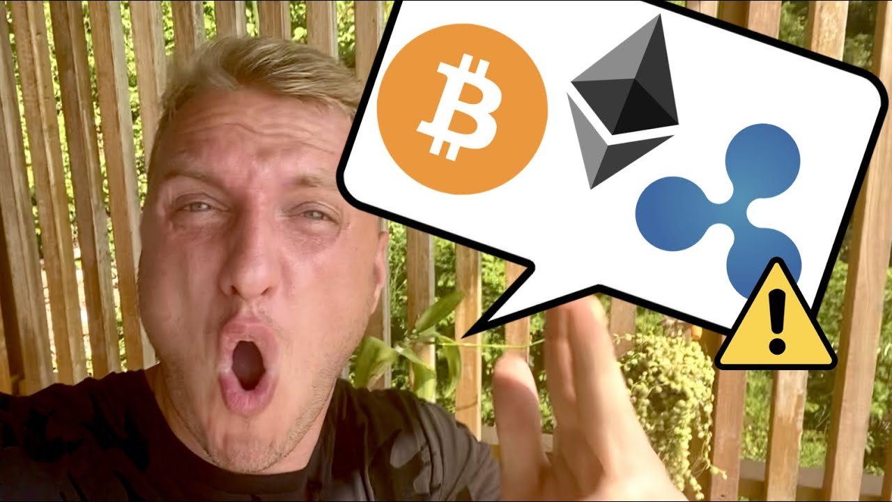 DUMP!! EXTREMLY URGENT VIDEO FOR ALL BITCOIN, ETHEREUM & RIPPLE XRP HOLDERS [watch before friday