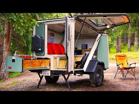 Review of the Tiger Moth Adventure Camper RV