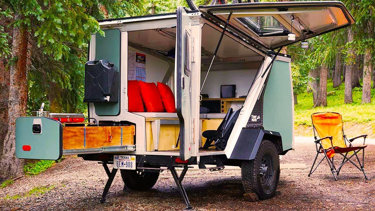 Review Of The Tiger Moth Adventure Camper Rv Doovi
