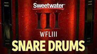 WFLIII Snare Drums Overview with Bill Ludwig