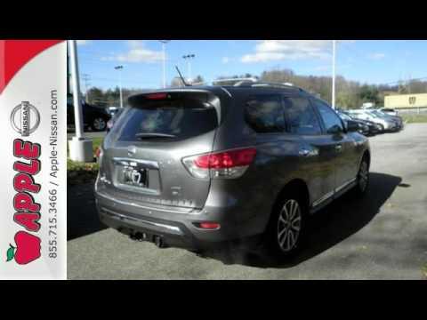 2015 Nissan Pathfinder York PA Lancaster-Hanover, PA #24960 - SOLD