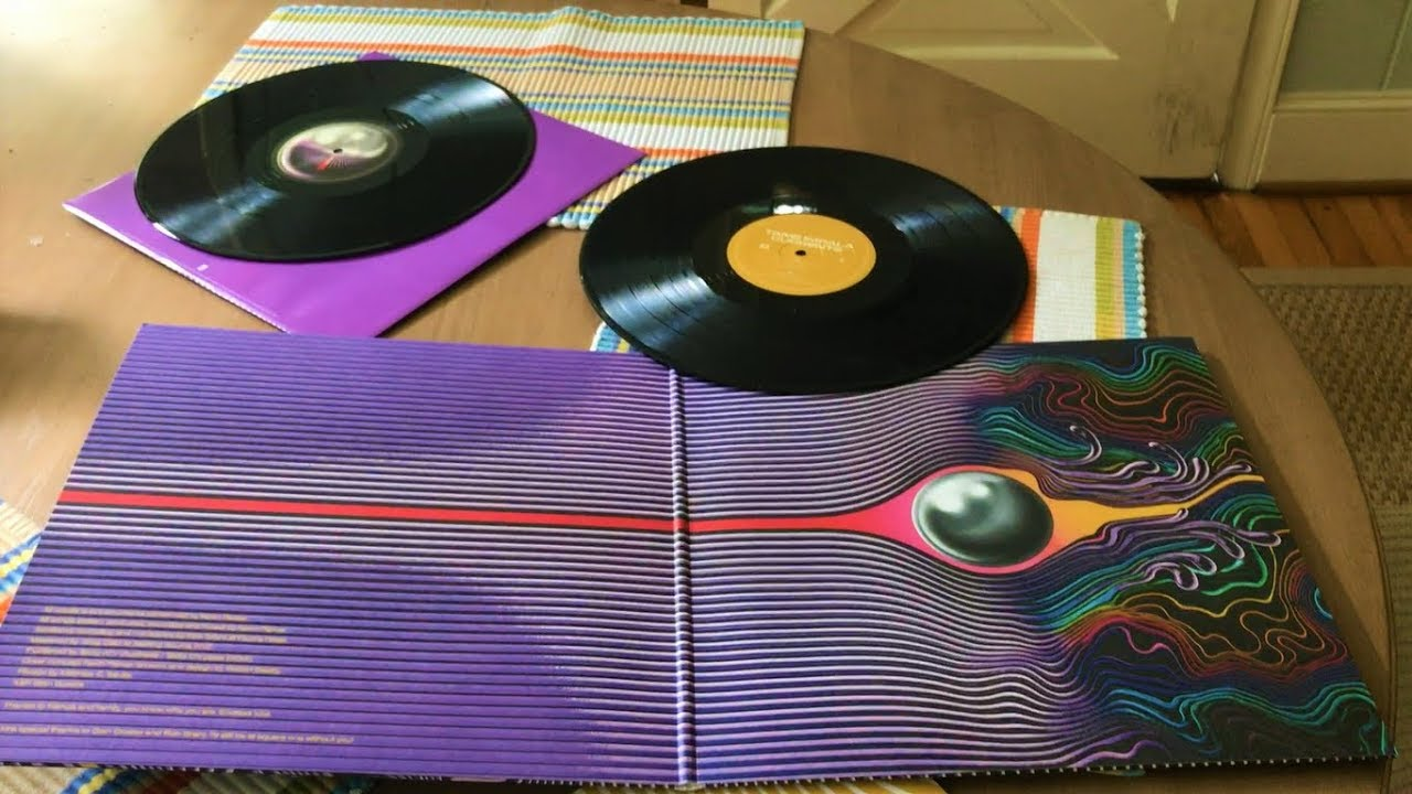 Tame Impala Quot Currents Quot 30 Second Vinyl Youtube