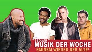 #MdW - Eminem wieder der Alte, Childish Gambino HEFTIGER SONG & Massiv enttäuscht mit Autotune