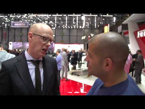 Chris Harris on Cars - Geneva Motor show 2015 Part 1
