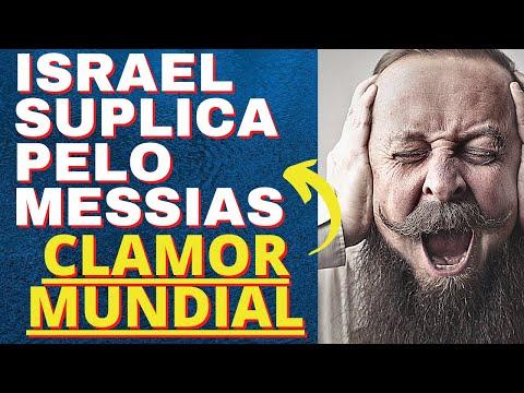 O MUNDO VAI PARAR DIA 21.02.21 || ISRAEL PEDE O MESSIAS || FIM DO MUNDO??