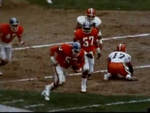 1980 Broncos at Browns Game 5