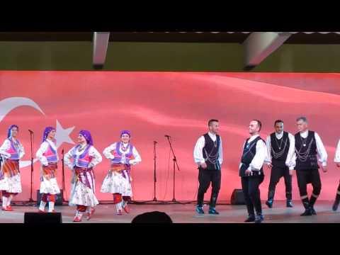 Танц от Турция