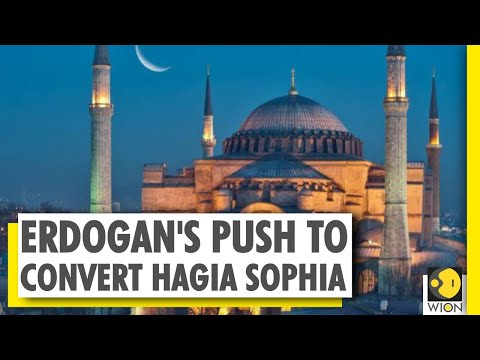 Your Story: Russia, US warm Turkey over the conversion of Hagia Sophia | World News