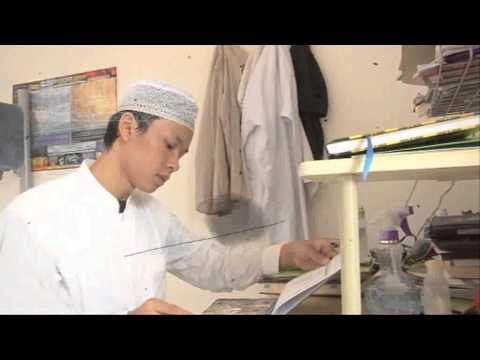 Masuk Pesantren Dan Belajar Islam