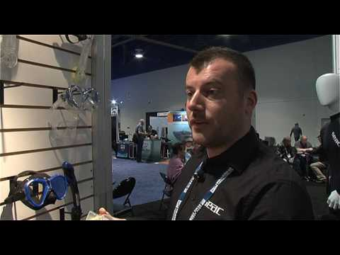 DEMA 2016 Review: Scubaverse talks with Stefano from Seac about the Italia Masks
