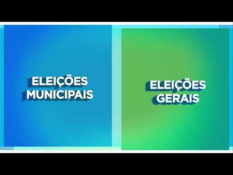 Eleições Gerais X Municipais