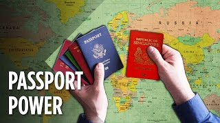 These Are The Most Powerful Passports In The World thumbnail