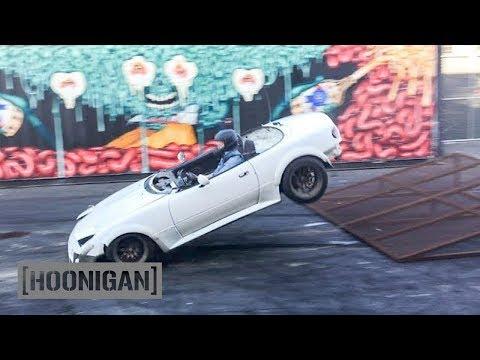 [HOONIGAN] DT 093: Mazda Miata Long Jump