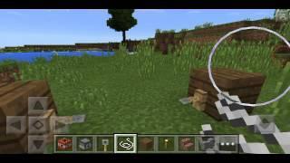 ловушка из натяжных датчиков в Minecraft