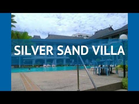 SILVER SAND VILLA 3* Таиланд Паттайя обзор – отель СИЛВЕР САНД ВИЛЛА 3* Паттайя видео обзор
