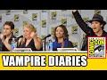 THE VAMPIRE DIARIES Comic Con Panel