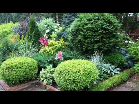 Цветы и вдохновение. Райские сады.  Образцы ландшафтного дизайна.