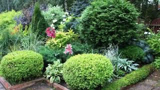 Квіти і натхнення. Райські сади. Зразки ландшафтного дизайну.