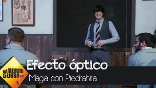 Luis Piedrahita crea el 'milagro visual'Luis Piedrahita crea el 'milagro visual' - El Hormiguero 3.0