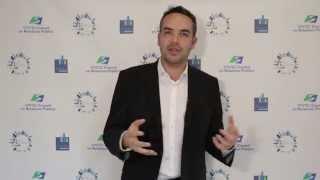 PR Lab 2015 - Ghislain Faribeault, Vice-Président Médias de Marc Dorcel