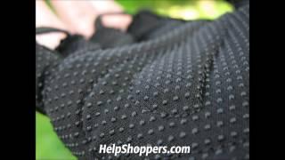 Fingerless Cycling Gloves by Tenn Outdoors - an Amazon Bestseller