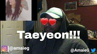TAEYEON - I'm all ears Special video Reaction!!