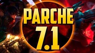 EMPEZAMOS FUERTE  Y SIN ADC | Parche 7.1 (League of Legends)
